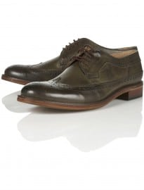 Topman Arthur Brogue Shoe