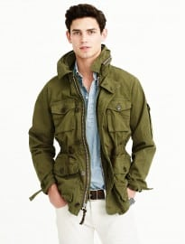 J. Crew Field Mechanic Jacket