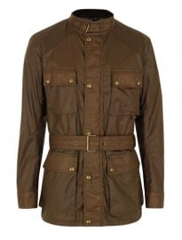 Belstaff Roadmaster Dark Terracotta Jacket