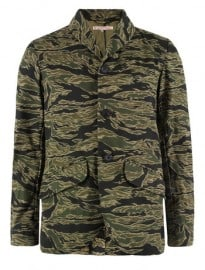 Heritage Research Tokyo Tailor Camo Jacket