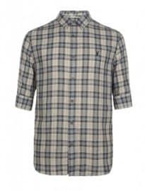 Allsaints Buckland Half Sleeved Shirt