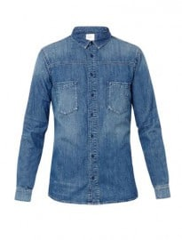 Jean Machine Switch Denim Shirt 200833