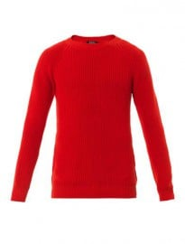 A.p.c. Crew-neck Sweater 190380
