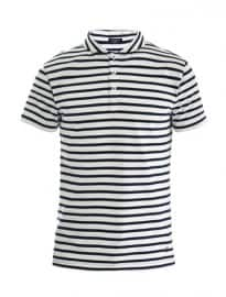 Hackett Stripe Polo Top 147466