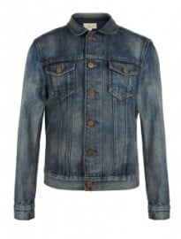 Allsaints Bloomsbury Denim Jacket