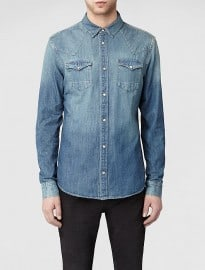 Allsaints Riverman Shirt