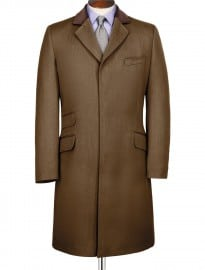 Fawn Classic Fit Covert Coat
