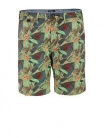 Paul Smith - Jeans 306m Printed Shorts