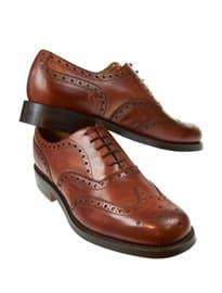 Cheaney Dress Shoe Tay Burnished Dark Leaf Burnished Dark Leaf Calf