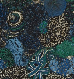 Liberty Art Fabrics Midnight C Tana Lawn Cotton