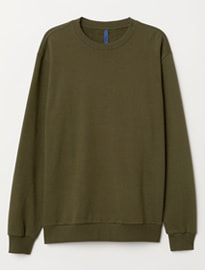 H&m Relaxed-fit Sweatshirt
