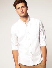 Asos Slim Fit Oxford Shirt