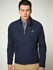 Fred Perry Light Weight Harrington Jacket