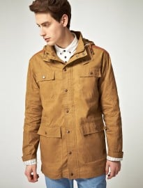 Minimum Digby Leather Patch Jacket