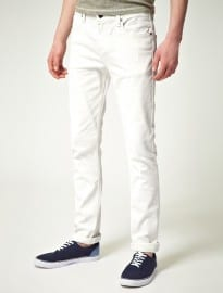 Men&39s Fashion Basics – Part 77 – White Jeans | FashionBeans