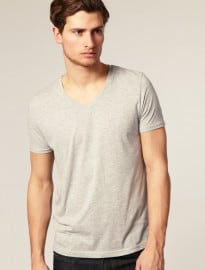 Asos V-neck T-shirt