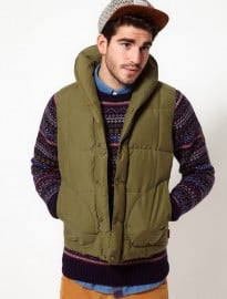 Dunhill Reversible Wool Gilet