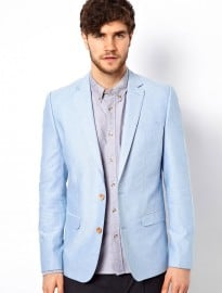 Minimum Oxford Blazer