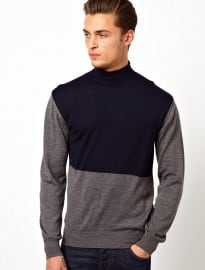 Vito Roll Neck Jumper