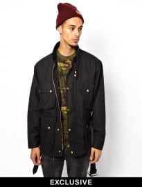 Reclaimed Vintage Waxed Jacket