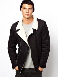 Barneys Faux Shearling Look Thomas