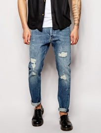 2015&39s Key Men&39s Jeans Trends | FashionBeans