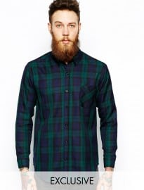 Reclaimed Vintage Checked Shirt
