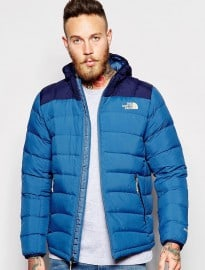 The North Face La Paz Down Jacket With Hood