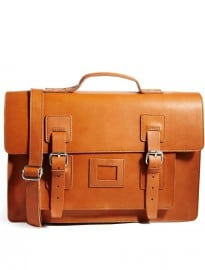 Sandqvist Artur Leather Satchel