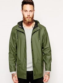 Rains Short Waterproof Jacket