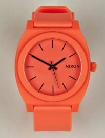 Nixon Time Teller P Neon Wrist Watch
