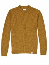 Norse Projects Honeycomb Kaupang Crew Knit