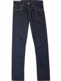 Polo Ralph Lauren One Rinse Varick Straight Jeans
