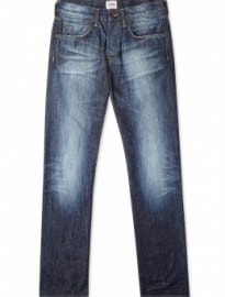 Edwin Ed-55 Rider Contrast Slim Tapered Jeans