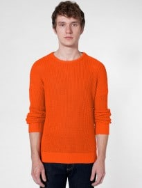 American Apparel Recycled Fishermans Pullover