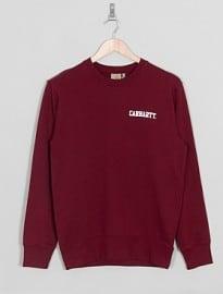 Carhartt College Script Sweatshirt