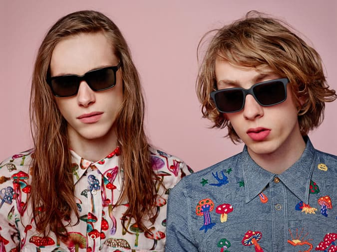 Paul Smith release SS14 Spectacles collection