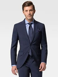 Hackett Wool Mohair Suit